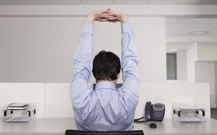 Stay active at work - feel and perform better!