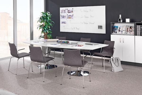 Hvordan indretter du dit mødelokale og konferencerum?