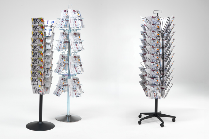 Display Options for Exhibitions and Trade Fairs