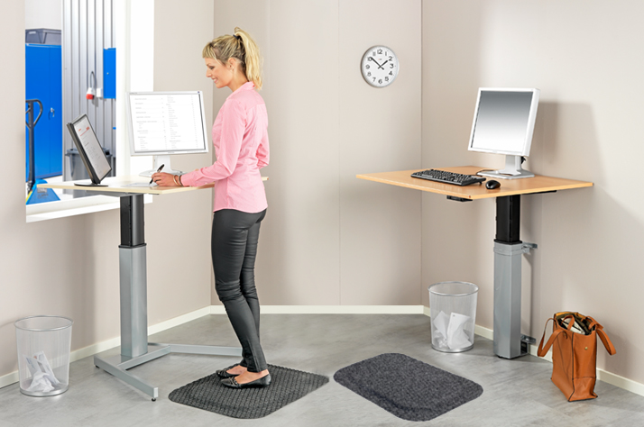 Benefits of Ergonomic Desks and Chairs at Offices
