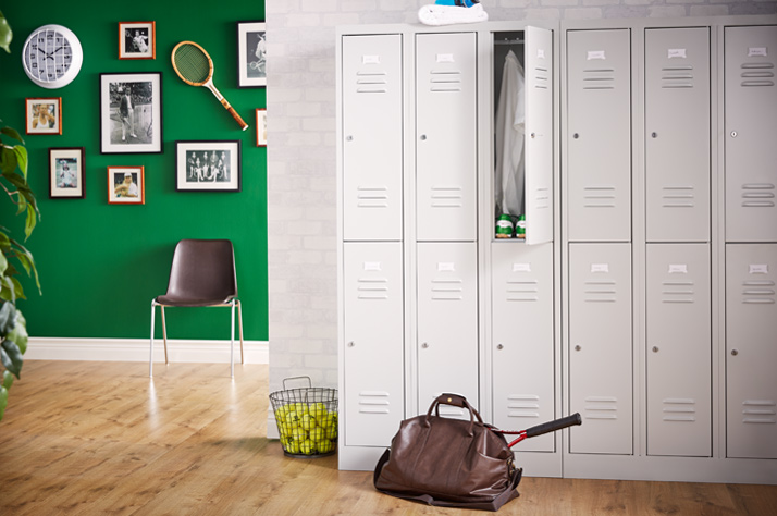 Suitable Furniture for Locker Rooms