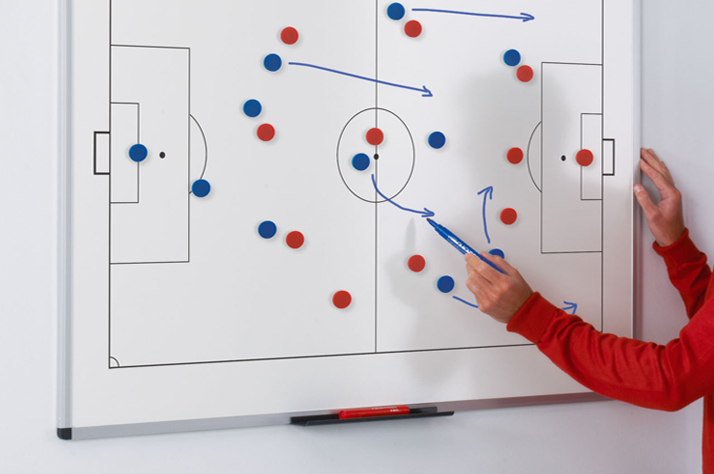 Printed Whiteboards Launched by AJ Products