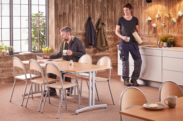 Simple Solutions to Make Working Environments More Comfortable