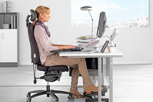 The Importance of Proper Posture at Work