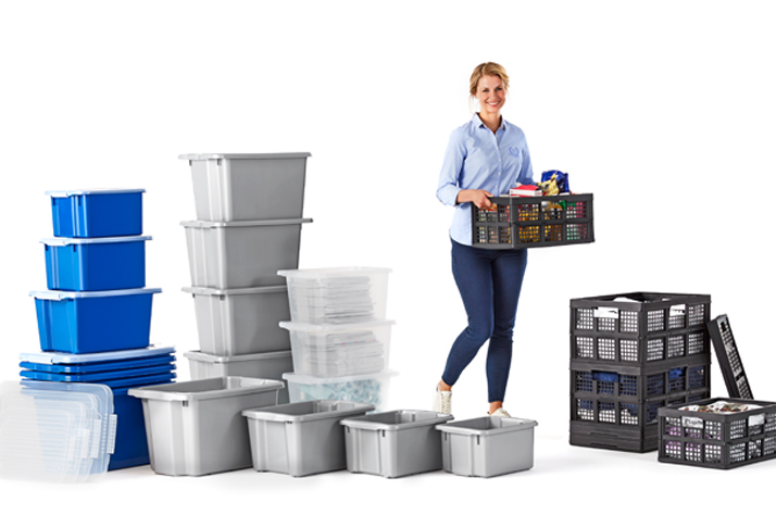 Plastic Boxes – Innovative Storage Ideas for Businesses