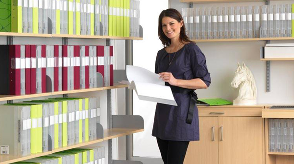 Effective Storage Shelving for Office Environments