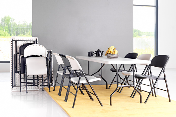 Plastic Folding Tables for All Occasions