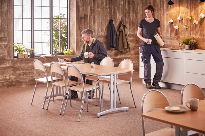 4 Essential Tips for Furnishing Company Canteens