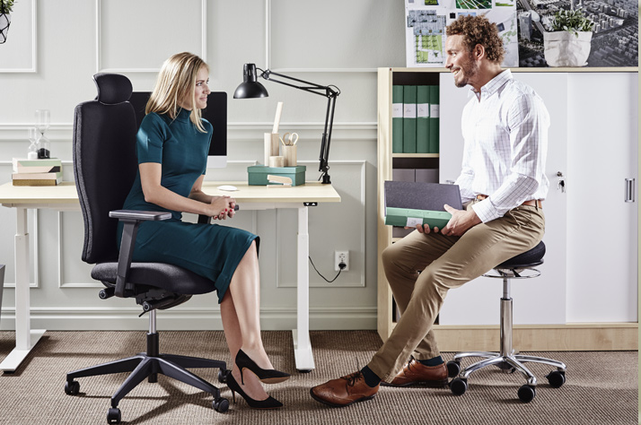 How and Why to Select A Comfortable Chair for Work
