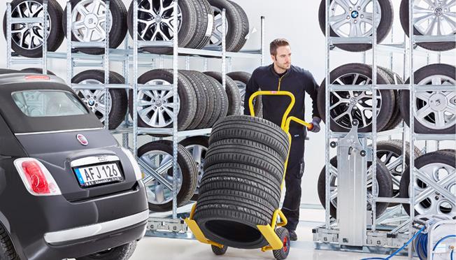 Heavy Handling Equipment for Businesses