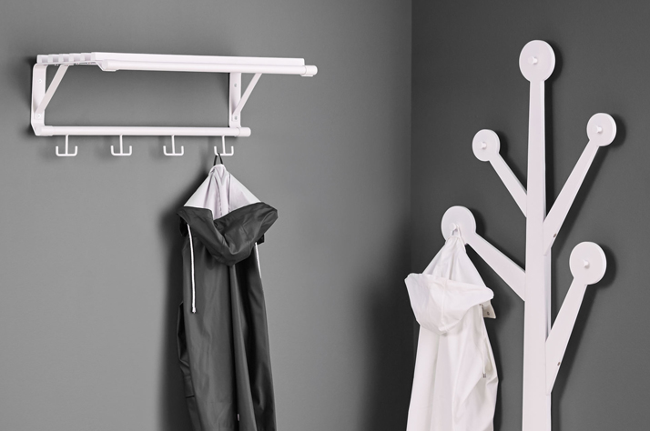 How to Choose a Wall Mounted Coat Rack