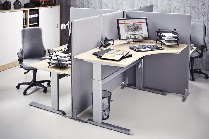 Why Should Businesses Opt For Ergonomic Computer Desks?