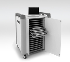 Laptop cabinets