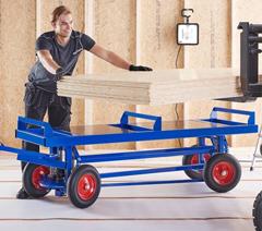 Lifting trolleys