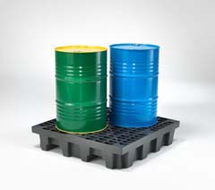 Spill pallets & sump trays