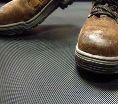 Rubber matting