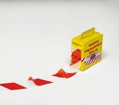 Hazard warning tape & equipment