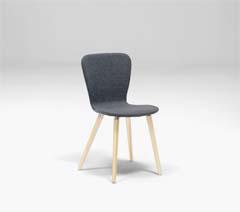 Krzesła do stołówki