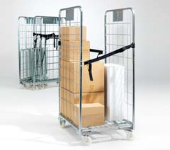 Cage trolleys & pallet containers
