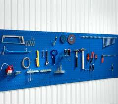 Panele narzędziowe i akcesoria