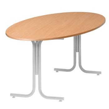 Soikea pöytä