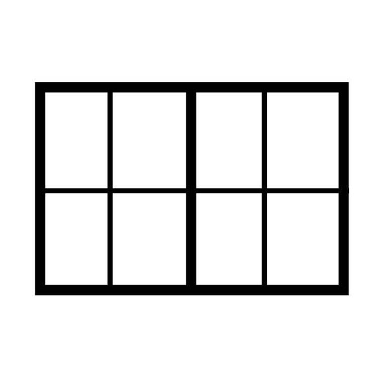 A1 drawer partition: 8 x A4