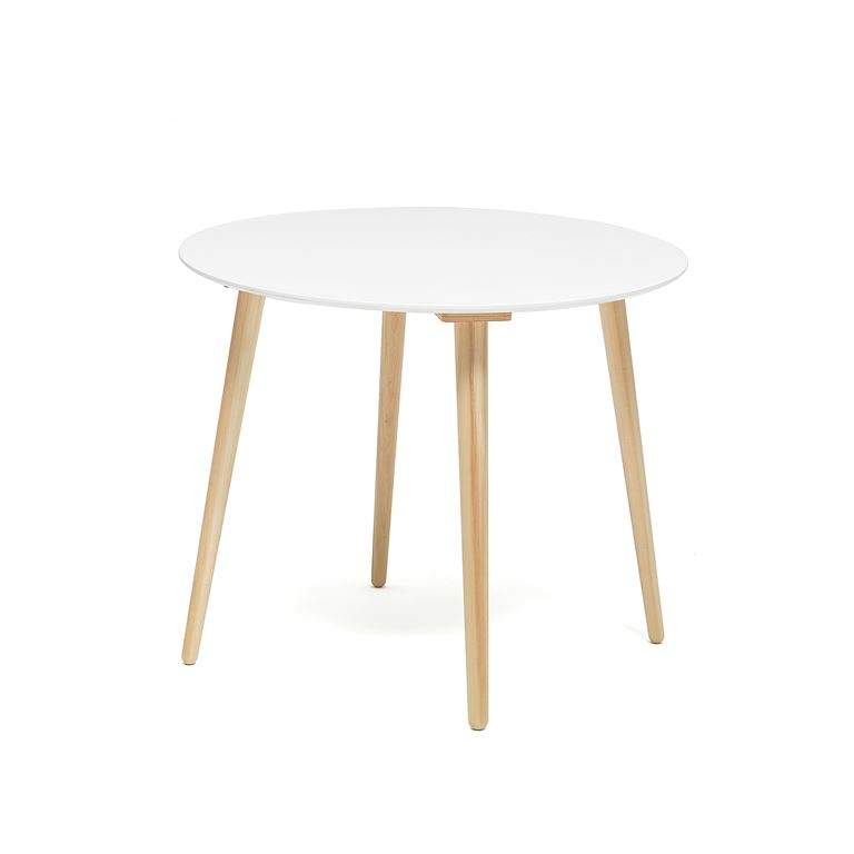 Canteen tables: round