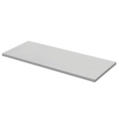Tambour cabinet: extra shelf: grey