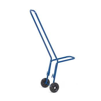 Adjustable chair trolley