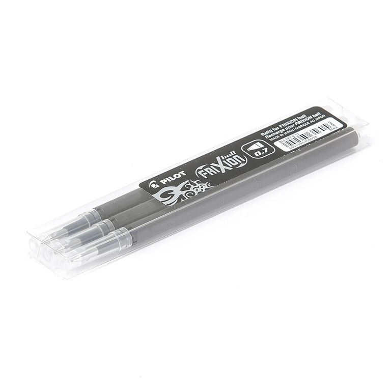 Refill for erasable ballpoint pen Pilot ® Frixion Clicker: 3-pack