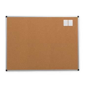 Cork notice board, 1800x1200 mm