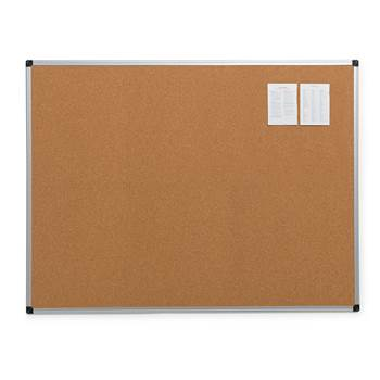Cork notice board, 1200x900 mm