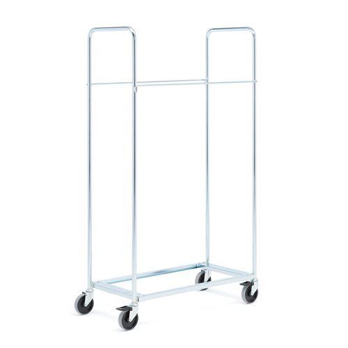 Chair cart for folding plastic chair (excl. chairs)