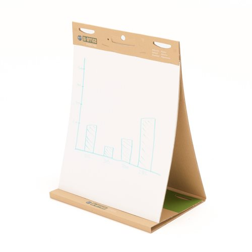 Self-adhesive conference notepad