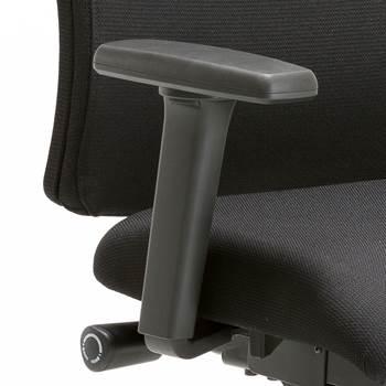 Armrests for officechair 12251/12252/12254, black