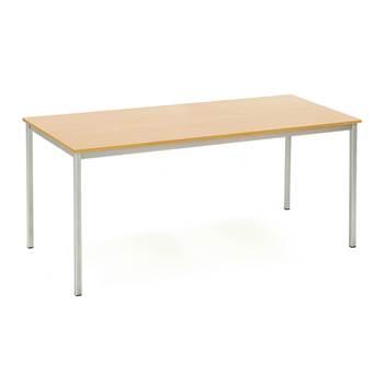 Stół do jadalni 800x756x1800mm, Stelaż: Aluminium