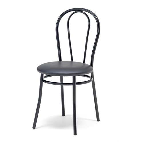 """Praktisk"" café chair"