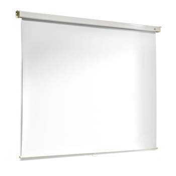 Projection screen, 2440x2440 mm
