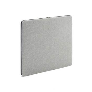 #en Sound absorbant panels, 800x650 mm, light grey