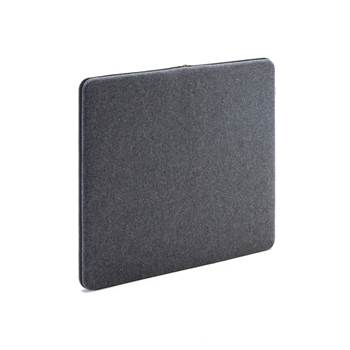 #en Sound absorbant panels, 800x650 mm, dark grey
