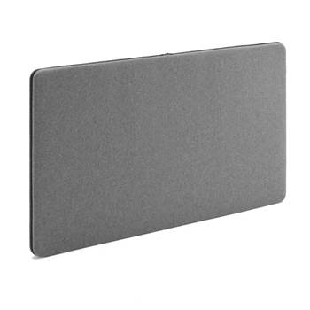 #en Sound absorbant panels, 120x650 mm, grey
