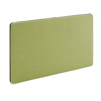 Sound absorbant panels, 1200x650 mm, green