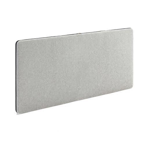 #en Sound absorbant panels, 1400x650 mm, light grey