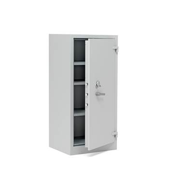 Fire protected cabinet, 1500x700x550 mm, 325 L