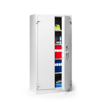 Fire protected cabinet, 1950x950x550 mm, 640 L