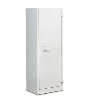 Fire protected cabinet, 1950x700x550 mm, 450 L