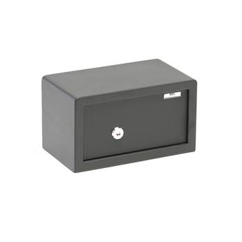 Code/key lock safe, key lock, 200x350x200 mm, 9 L