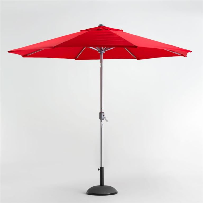 Parasol: red