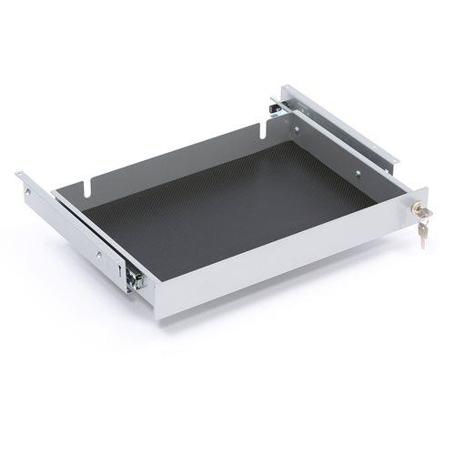 Zamykana szuflada na laptopa