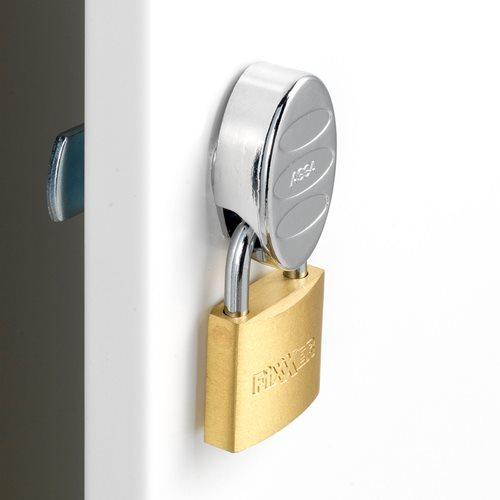 ASSA hasp lock